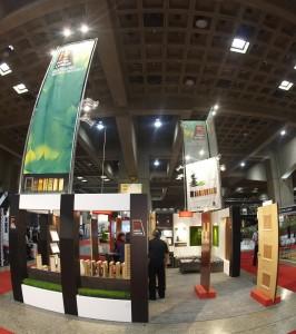 Ce kiosque a été présenté à Montréal au SIDIM et aux DHI Convention de Boston, Orlando et Tampa en version anglaise.